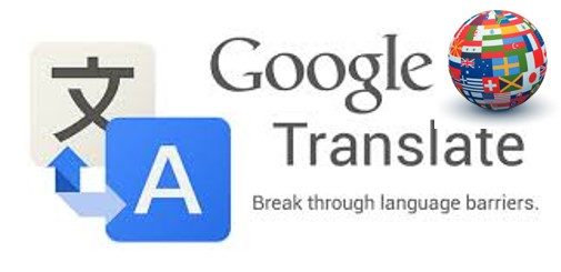 TRANSLATER GOOGLE
